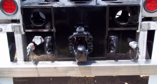 Receiver Hitch for Pup Trailer