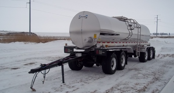Low Profile 4000 Gallon Pup