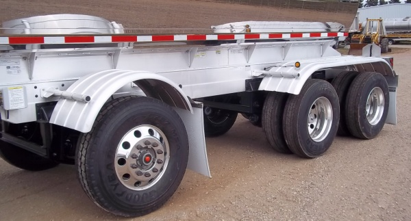 Stainless Steel Trailer Fenders : Hills stainless steel equipment company inc trailer
